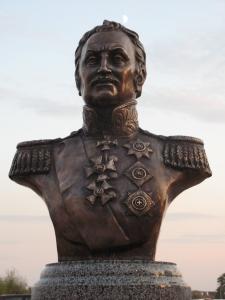 "Бюст ""Витгенштейн Петр Христианович"""