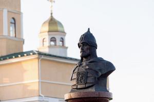 "Бюст ""Св. Благоверного князя Александра Невского"""